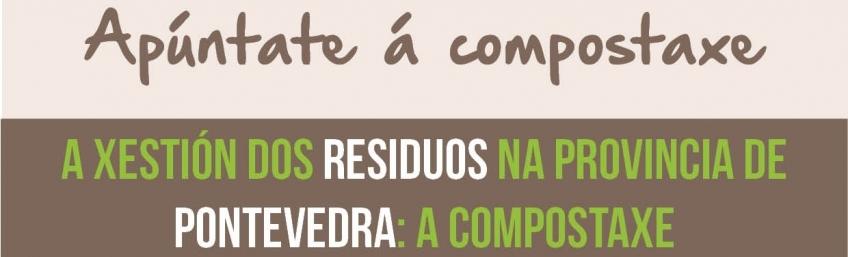 Programa Educativo: A xestión dos residuos na provincia de Pontevedra: a compostaxe CEIDA