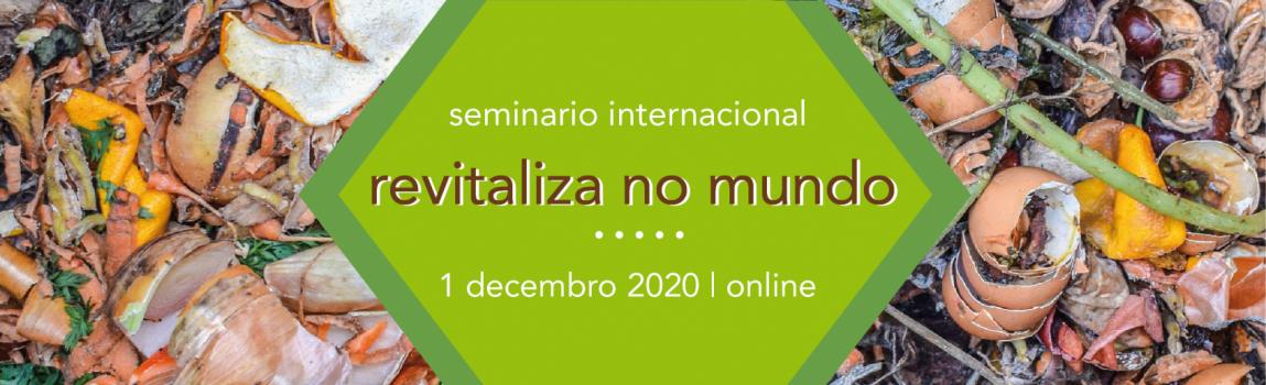 Revitaliza en el mundo: seminario internacional