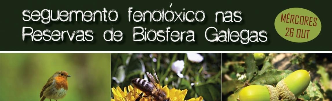 Xornada Seguemento Fenoloxico Reservas Biosfera Galicia CEIDA