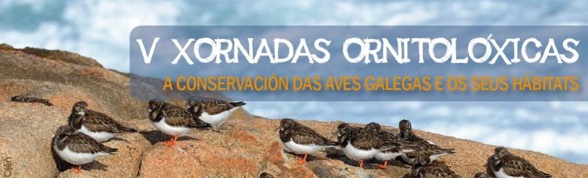 V Xornadas Ornitoloxia CEIDA