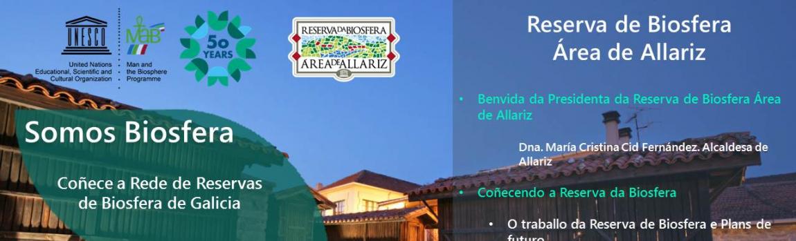 Conece la Red de Reservas de Biosfera de Galicia: Reserva de Biosfera Área de Allariz