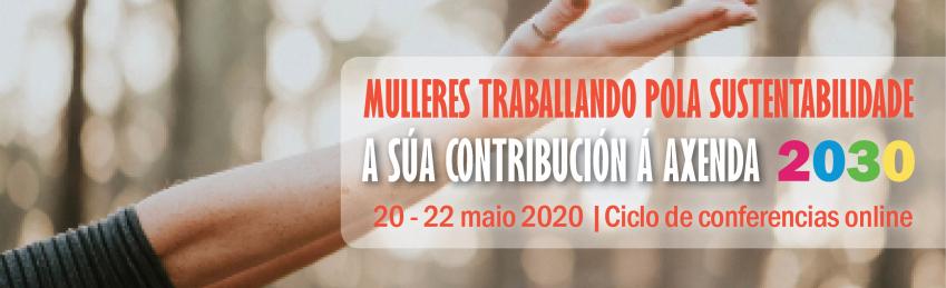 Mulleres traballando pola Sustentabilidade: á súa contribución á Axenda 2030