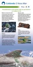 Panel 3. Prexudicámonos a nós mesmos cada vez que botamos un residuo ao mar , problemas e danos ocasionados polos residuos nos ecosistemas mariños