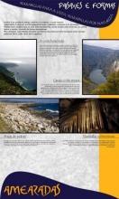 Panel 18. Paisaxes e formas, marabillas para a vista, marabillas por natureza