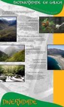 Panel 4. Biodiversidade en Galicia. Os ingredientes desta receita