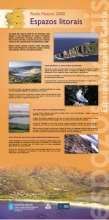 Panel 17. Principais espazos litorais da Rede Natura 2000