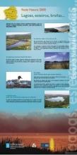 Panel 19. Principais zonas húmidas da Rede Natura 2000