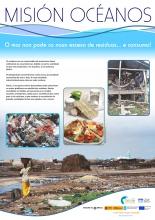Panel 2. O mar non pode co noso exceso de residuos... e consumo!