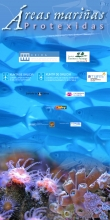 Panel 1. Áreas Mariñas Protexidas