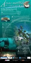 Panel 14. As áreas mariñas protexidas. Protexer para conservar