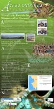 Panel 23. A área mariña protexida dos Miñarzos, en Lira